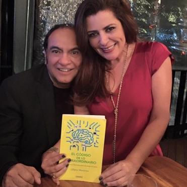 Don Miguel Ruiz y Liliana Martínez