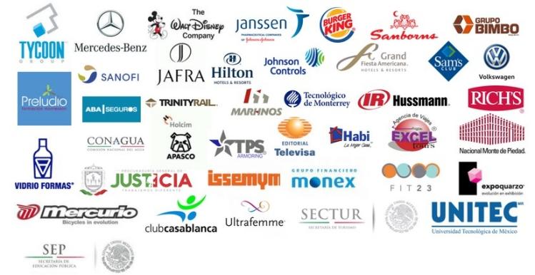 Logos empresas LM